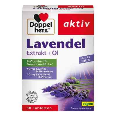 Doppelherz Lavendel Extrakt+öl Tabletten  bei apotheke.at bestellen