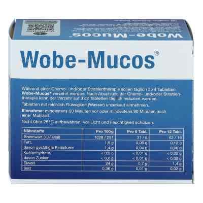 Wobe-mucos magensaftresistente Tabletten  bei apotheke.at bestellen