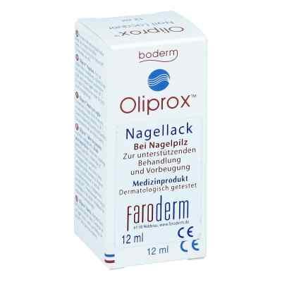 Oliprox Nagellack bei Pilzbefall  bei apotheke.at bestellen