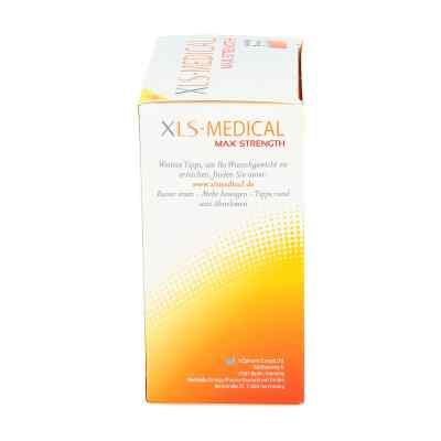 Xls Medical Max Strength Tabletten  bei apotheke.at bestellen