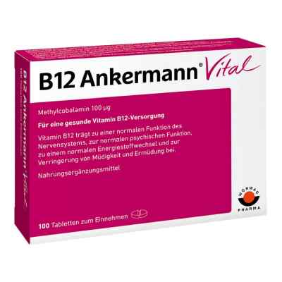 B12 Ankermann Vital Tabletten  bei apotheke.at bestellen