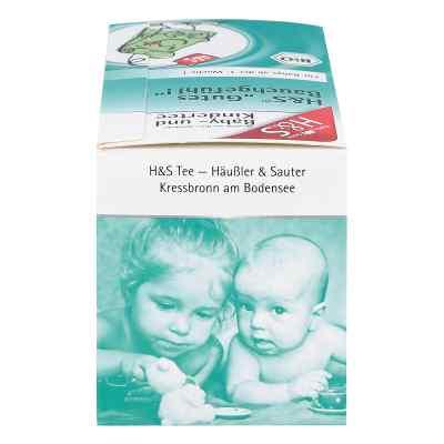 H&s Gutes Bauchgefühl Bio Baby- und Kindertee
