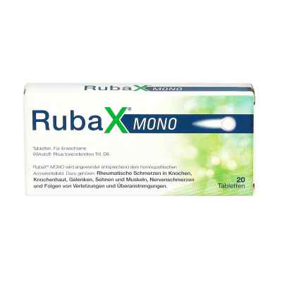 Rubax Mono Tabletten