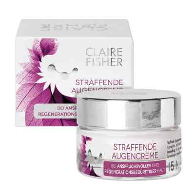 Claire Fisher straffende Augencreme