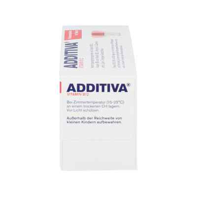 Additiva Vitamin B12 Trinkampullen  bei apotheke.at bestellen