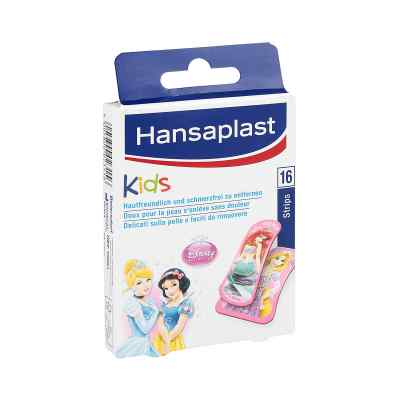 Hansaplast Junior Princess Strips  bei apotheke.at bestellen