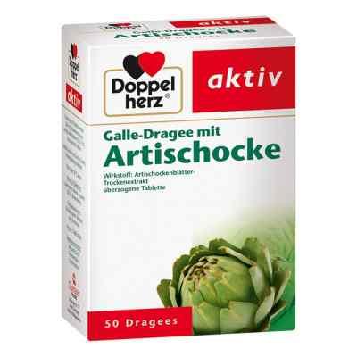 Doppelherz aktiv Galle-Dragee mit Artischocke  bei apotheke.at bestellen