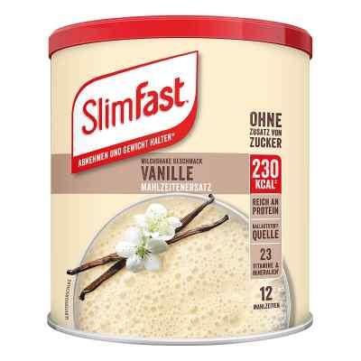Slim Fast Pulver Vanille