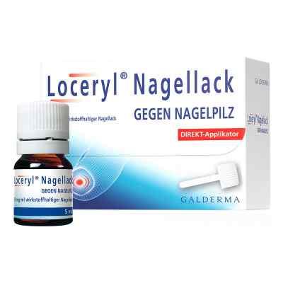 Loceryl gegen Nagelpilz  bei apotheke.at bestellen