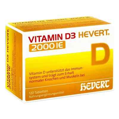 Vitamin D3 Hevert 2.000 I.e. Tabletten  bei apotheke.at bestellen