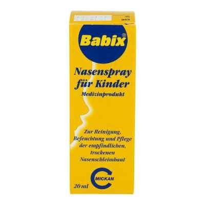 Babix Nasenspray für Kinder  bei apotheke.at bestellen