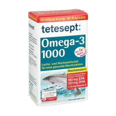 Tetesept Omega-3 1000 Kapseln  bei apotheke.at bestellen