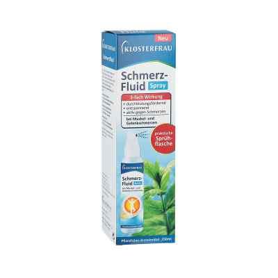 Klosterfrau Schmerz-fluid in einer Sprühflasche  bei apotheke.at bestellen