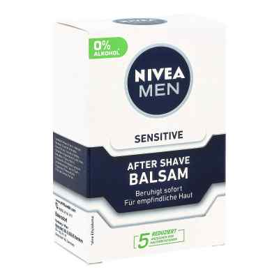 Nivea Men After Shave Balsam sensitive  bei apotheke.at bestellen