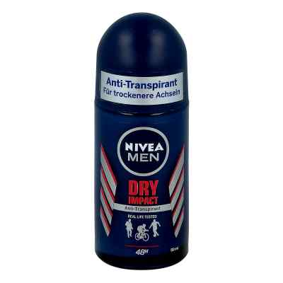 Nivea Men Deo Roll-on dry comfort  bei apotheke.at bestellen