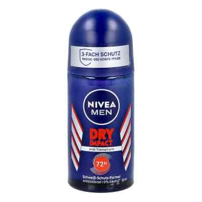 Nivea Men Deo Roll-on dry comfort