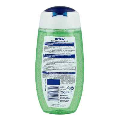 Nivea Dusche Lemongras Oil