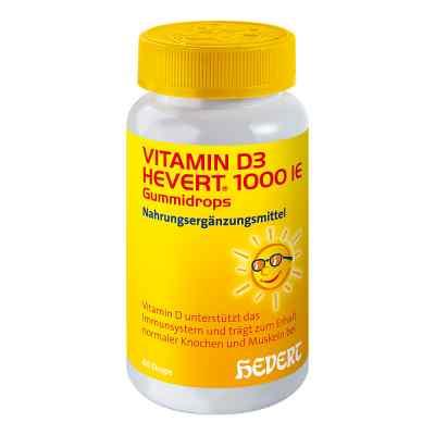 Vitamin D3 Hevert 1.000 I.e. Gummidrops  bei apotheke.at bestellen