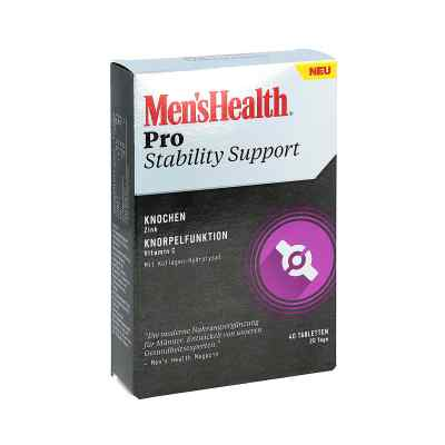Men's Health Pro Stability Support Tabletten  bei apotheke.at bestellen