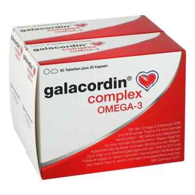 Galacordin complex Omega-3 Tabletten  bei apotheke.at bestellen