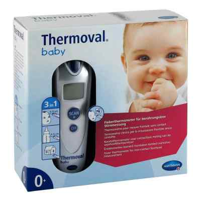 Thermoval baby non-contact Infrarot-fiebertherm.  bei apotheke.at bestellen