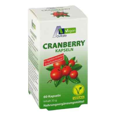 Cranberry Vegan Kapseln 400 mg  bei apotheke.at bestellen