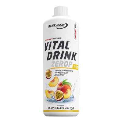 Bb Low Carb Vital Drink Pfirsich-maracuja