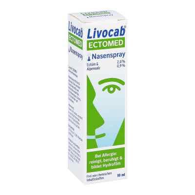 Livocab Ectomed Nasenspray