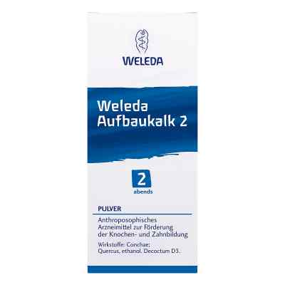 Weleda Aufbaukalk 2 Pulver  bei apotheke.at bestellen