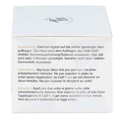 Cell-1 Gesichtspflege mit Schnecken-extrakt Gel  bei apotheke.at bestellen