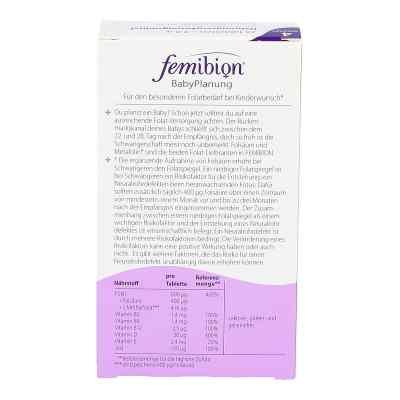 Femibion Babyplanung Tabletten