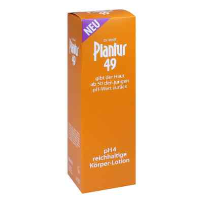 Plantur 49 pH4 Körper-lotion