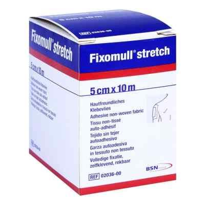 Fixomull stretch 5 cmx10 m  bei apotheke.at bestellen