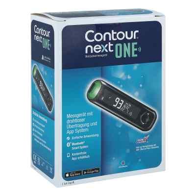 Contour Next One Blutzuckermessgerät Set mg/dl  bei apotheke.at bestellen