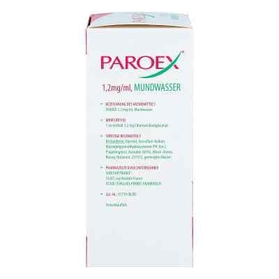 PAROEX 1,2mg/ml Mundwasser  bei apotheke.at bestellen