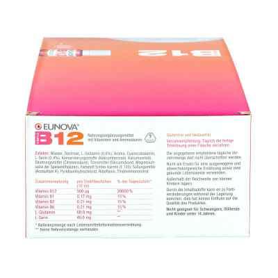 Eunova B12 Komplex Trinkfläschchen  bei apotheke.at bestellen