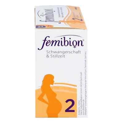 Femibion Schwangerschaft 2 D3+dha+400 [my]g Fol.o.  bei apotheke.at bestellen