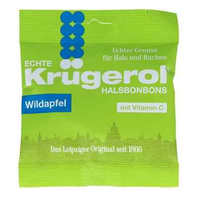 Krügerol Halsbonbons Wildapfel mit Zucker
