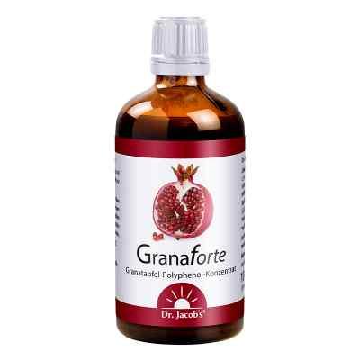 Dr. Jacob's Granaforte Granatapfel Konzentrat  bei apotheke.at bestellen
