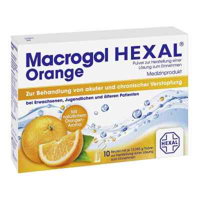 Macrogol Hexal Orange Plv.z.her.e.lsg.z.einn.btl.  bei apotheke.at bestellen