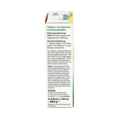 Veggie Depot Vitamine+mineralstoffe Tabletten  bei apotheke.at bestellen