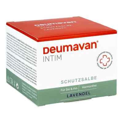 Deumavan Schutzsalbe Lavendel Dose  bei apotheke.at bestellen