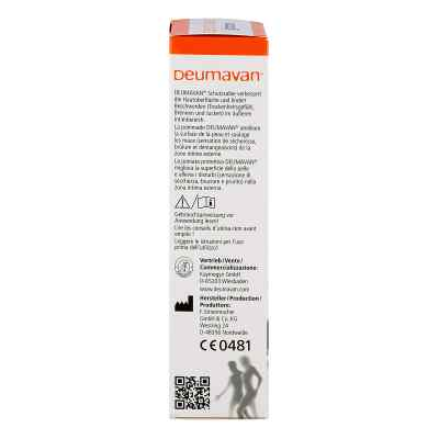 Deumavan Schutzsalbe Lavendel Medizinprodukt  bei apotheke.at bestellen
