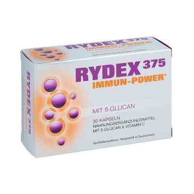 Rydex 375 Beta-glucan und Vitamin C Kapseln  bei apotheke.at bestellen