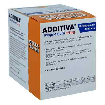 Additiva Magnesium 375 mg Sticks  bei apotheke.at bestellen
