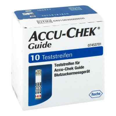 Accu Chek Guide Teststreifen  bei apotheke.at bestellen