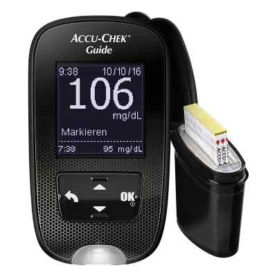 Accu Chek Guide Set mg/dl  bei apotheke.at bestellen