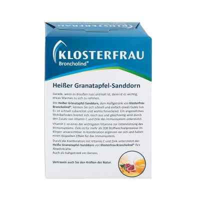 Klosterfrau Broncholind Heisser Granatapfel-sandd.  bei apotheke.at bestellen