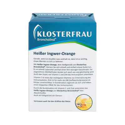 Klosterfrau Broncholind Ingwer-orange Granulat  bei apotheke.at bestellen