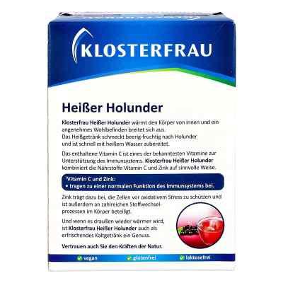 Klosterfrau Broncholind Heisser Holunder Granulat  bei apotheke.at bestellen